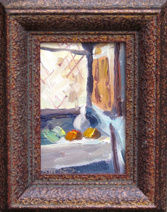 Window Light, 4x6