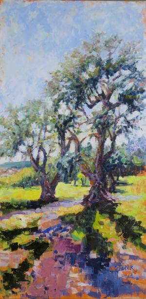 2016-59-art-landscapes-stebner-Renoir's Olive Grove.JPG