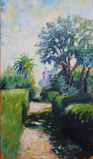 2016-60-art-landscapes-stebner-Cool Shade, renoir